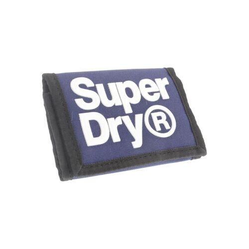 Superdry Herren Portemonnaie blau kein Etikett