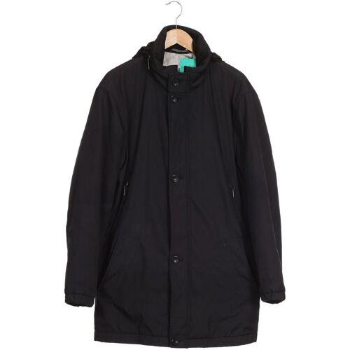 Bexleys Herren Mantel blau kein Etikett DE 50