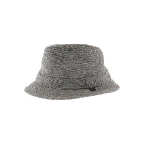 DOCKERS Herren Hut/Mütze grau Synthetik Wolle DE 62