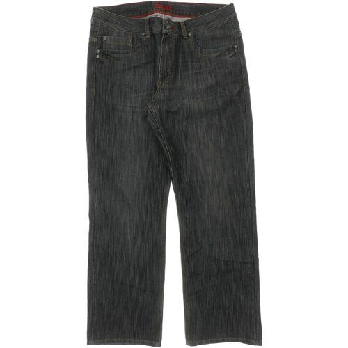 Digel Herren Jeans grau Baumwolle Synthetik INCH 36