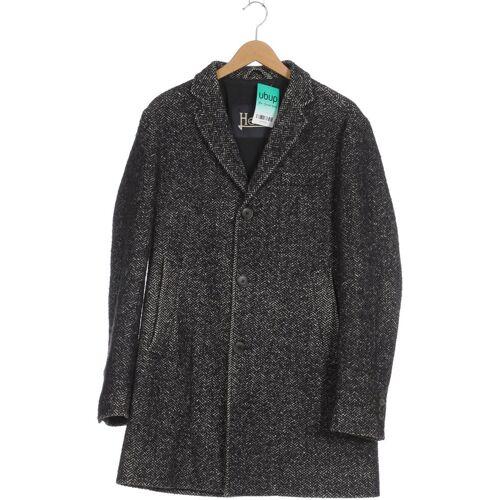 Herno Herren Mantel grau Synthetik Wolle DE 50