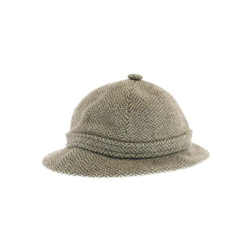 Kangol Herren Hut/Mütze braun kein Etikett DE 62