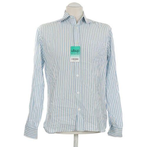 MEXX Herren Hemd blau kein Etikett INT M