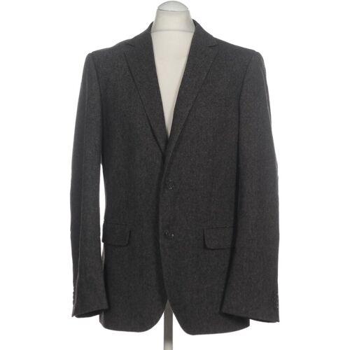 Montego Herren Sakko grau Synthetik Wolle DE 54