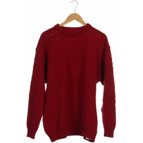REDGREEN Herren Pullover rot Merino INT XL