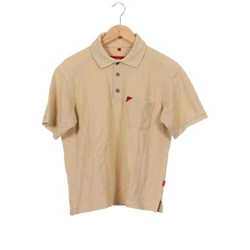 SIGNUM Herren Poloshirt beige kein Etikett INT S
