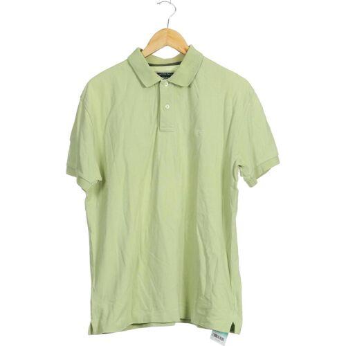 Springfield Herren Poloshirt grün Baumwolle INT XL