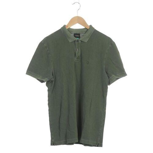 Strellson Herren Poloshirt grün kein Etikett INT XL