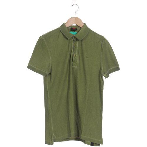 Strellson Herren Poloshirt grün kein Etikett INT S