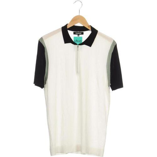 Theo Wormland Herren Poloshirt weiß kein Etikett INT XL