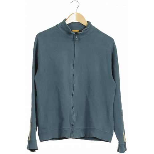 Theo Wormland Herren Sweatshirt grau kein Etikett INT XXL