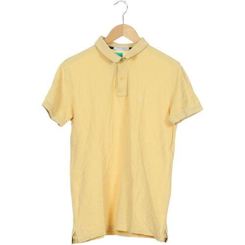 Trussardi Herren Poloshirt beige kein Etikett INT M
