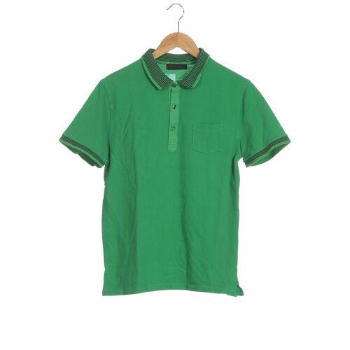 Trussardi Herren Poloshirt grün kein Etikett INT XL