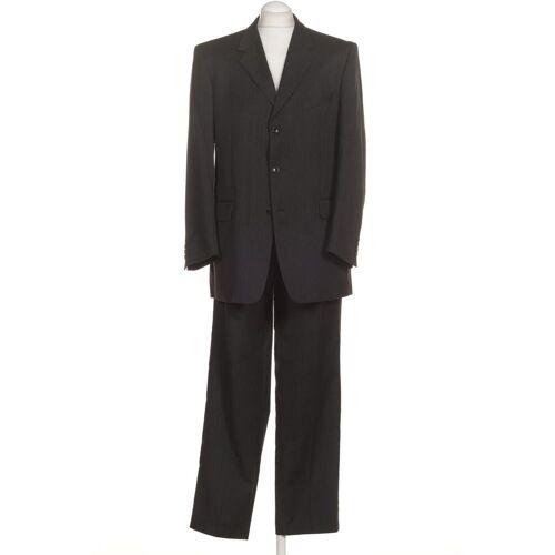 WILVORST Herren Anzug grau Wolle DE 52