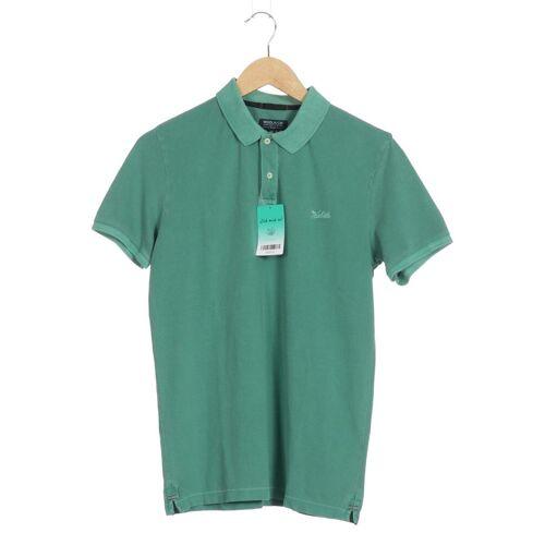 Woolrich Herren Poloshirt INT M grün