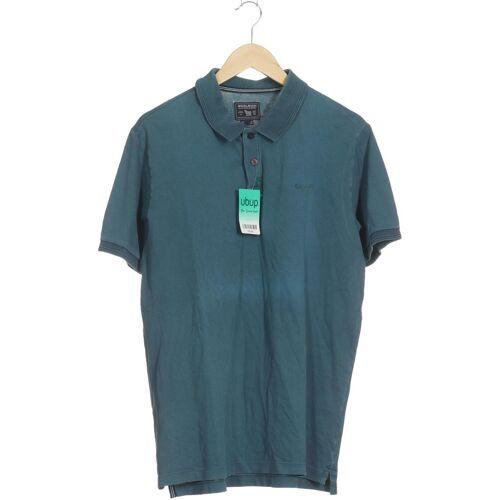 Woolrich Herren Poloshirt INT XXL blau