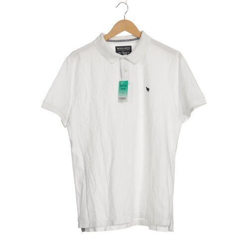 Woolrich Herren Poloshirt INT XL weiß