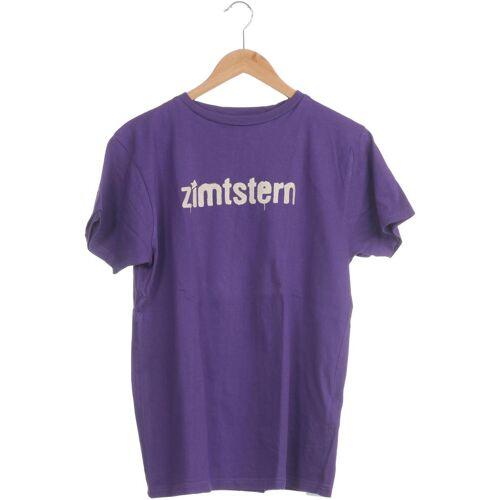 Zimtstern Herren T-Shirt INT S lila
