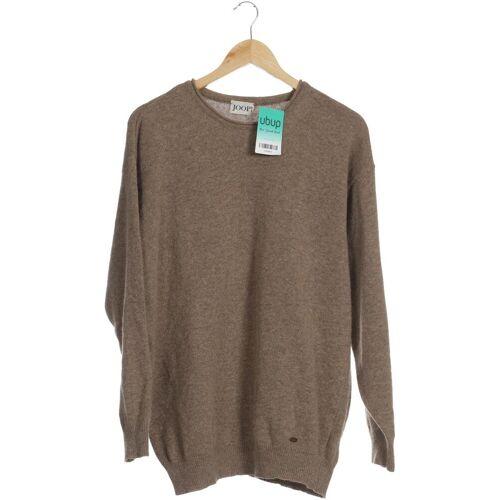 JOOP! Herren Pullover braun Wolle Angorawolle DE 50