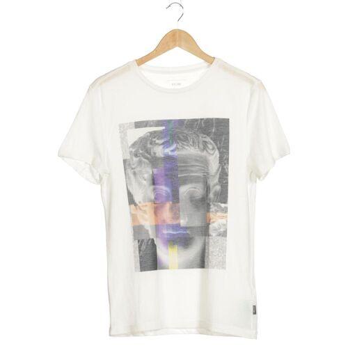 Kiomi Herren T-Shirt INT S weiß