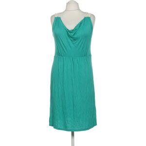 Marks & Spencer Damen Kleid grün Elasthan Viskose EUR 44