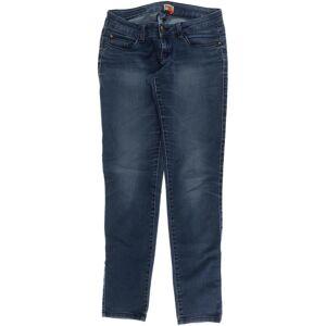 ONLY Damen Jeans blau Elasthan Baumwolle Synthetik INCH 29