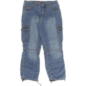 QS by s.Oliver Damen Jeans blau Baumwolle Jeans DE 38