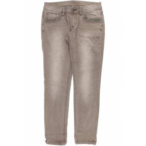 s.Oliver Damen Jeans lila Elasthan Baumwolle INCH 30