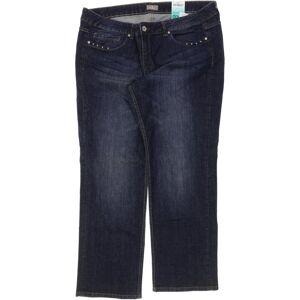 Triangle by s.Oliver Damen Jeans blau Elasthan Baumwolle DE 50