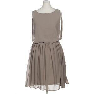 Vero Moda Damen Kleid beige Synthetik DE 34
