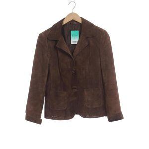 s.Oliver Selection Damen Jacke braun Leder Synthetik DE 40
