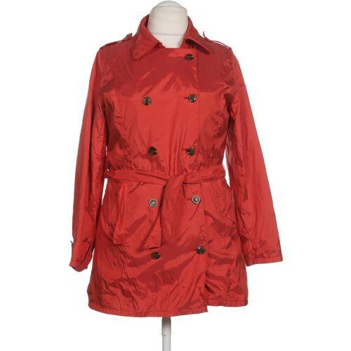 ADAGIO Damen Mantel rot Synthetik DE 40