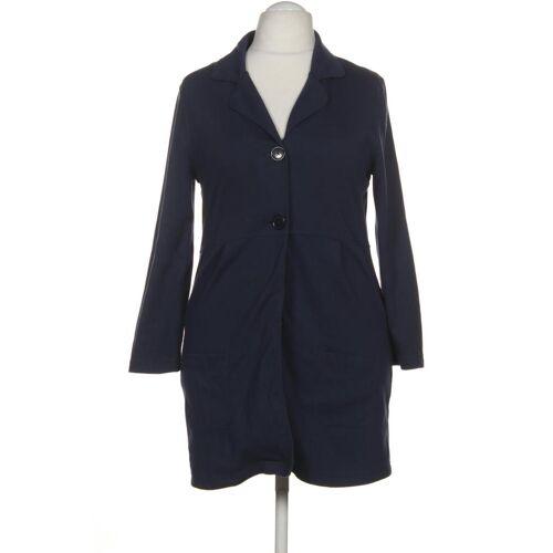 ADAGIO Damen Mantel blau kein Etikett DE 42