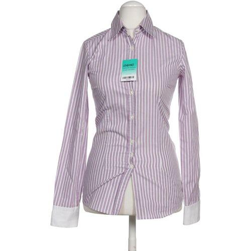 AGLINI Damen Bluse lila kein Etikett DE 40