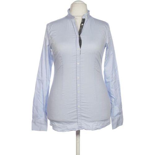 AGLINI Damen Bluse blau kein Etikett DE 50