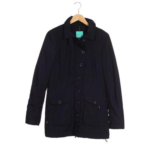 APANAGE Damen Mantel blau Synthetik DE 36