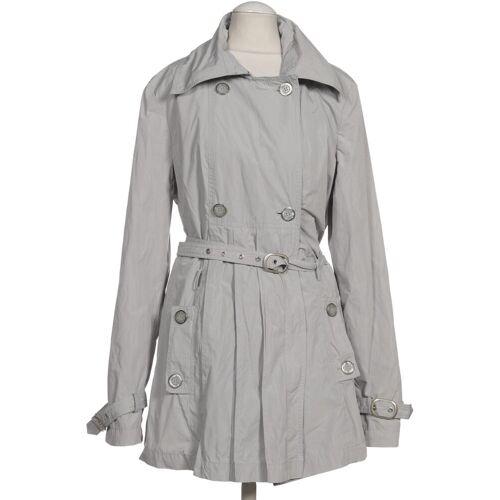 APANAGE Damen Mantel grau Synthetik DE 36