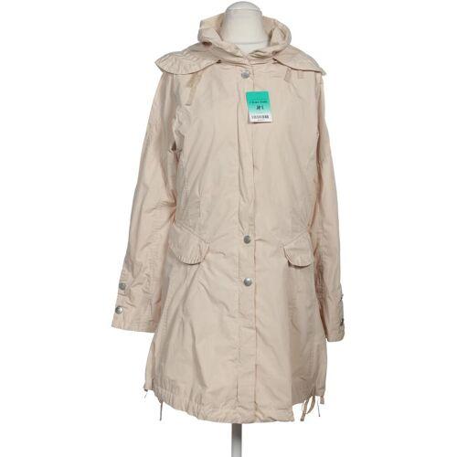 APANAGE Damen Mantel beige Synthetik DE 38