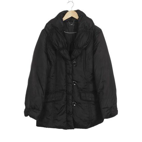APANAGE Damen Mantel schwarz Synthetik DE 42