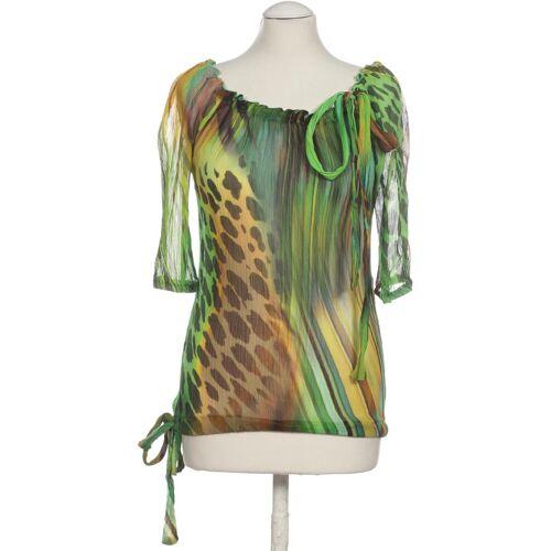 Apart Damen Bluse grün Viskose DE 38