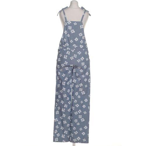 ARMEDANGELS Damen Jumpsuit/Overall blau Baumwolle INT XS