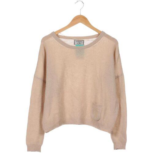 ARQUEONAUTAS Damen Pullover beige kein Etikett INT L
