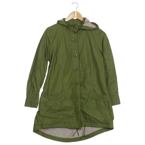 Avoca Damen Mantel grün Baumwolle UK 10
