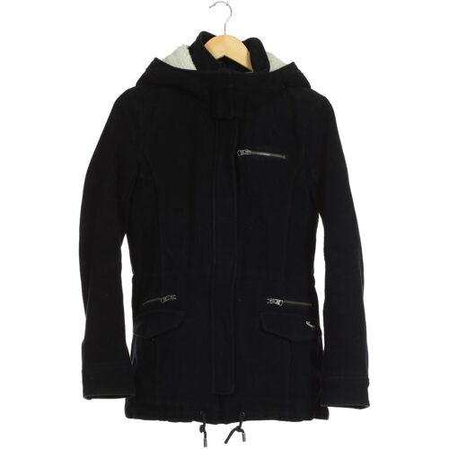 Abercrombie & Fitch Damen Mantel blau kein Etikett INT M