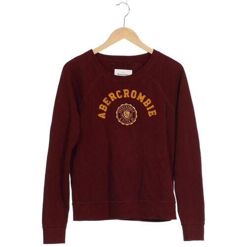 Abercrombie & Fitch Damen Sweatshirt rot kein Etikett INT L