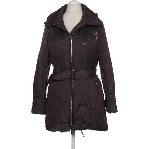 Airfield Damen Mantel lila kein Etikett INT L