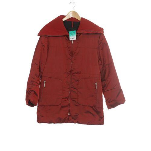 Airfield Damen Mantel rot kein Etikett INT L