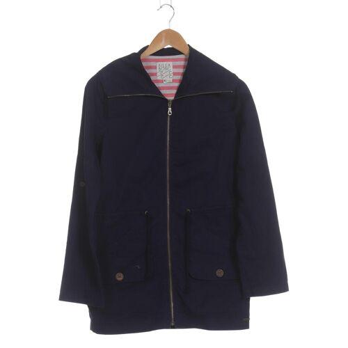 BILLABONG Damen Mantel blau Baumwolle INT XS