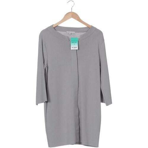 BLAUMAX Damen Mantel grau Synthetik Viskose INT M
