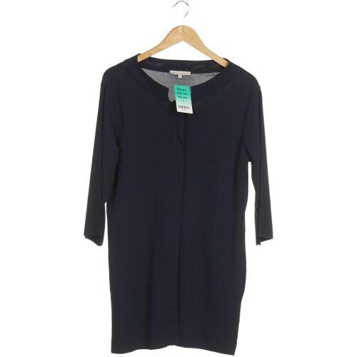 BLAUMAX Damen Mantel blau Synthetik Viskose INT S